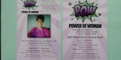 POW Power Of Woman