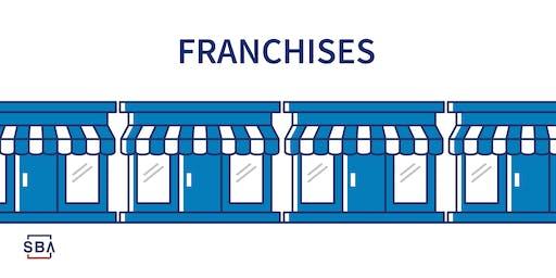 Franchising Opportunities Seminar - Raymondville Texas