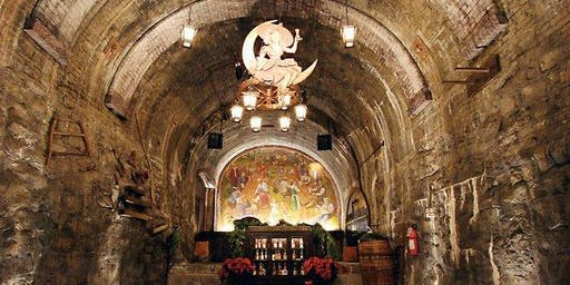 Yoga in the Historic Miller Caves - Two Class Options