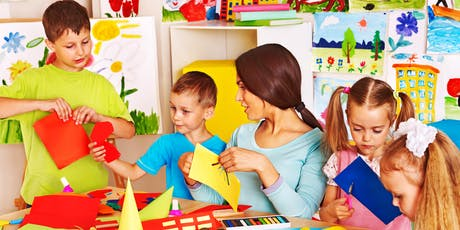 School Readiness and Structured Play for Young Children tickets
