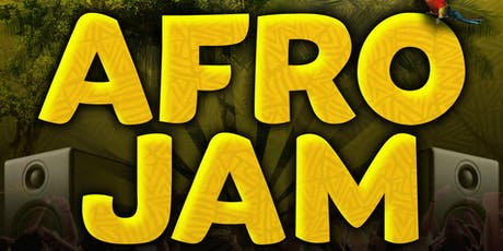 AFRO JAM FESTIVAL tickets