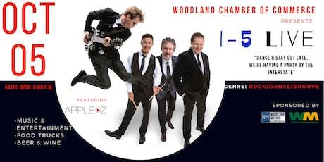 I-5 LIVE @ Woodland Motors tickets
