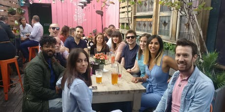 UK Content Marketers - London Meetup #4 @ Finsbury Park Beer Garden tickets