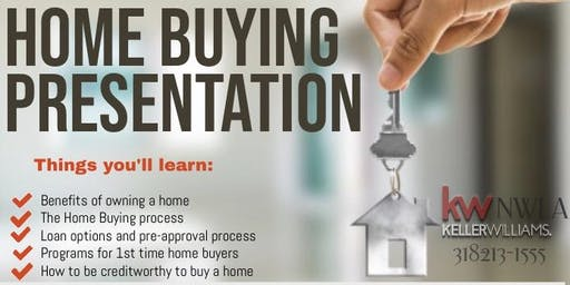 Home Buying Presentation: Save Money by Buying a Home