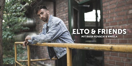 Elto & Friends // Music & Poetry Tickets