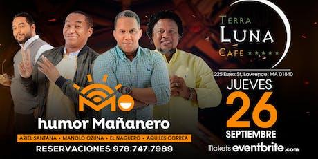 Humor Mañanero tickets