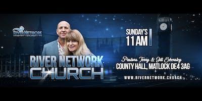 River Network Church Matlock Derbyshire