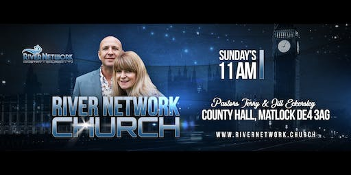 River Network Church Matlock Derbyshire