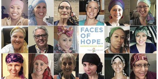 Fashion, Fellowship and Fun for Hope Scarves