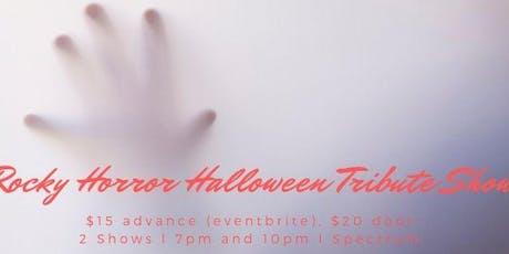 Rocky Horror Halloween Tribute Show tickets