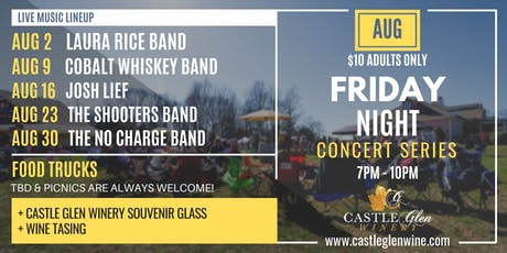 FRIDAY NIGHT CONCERT SERIES tickets