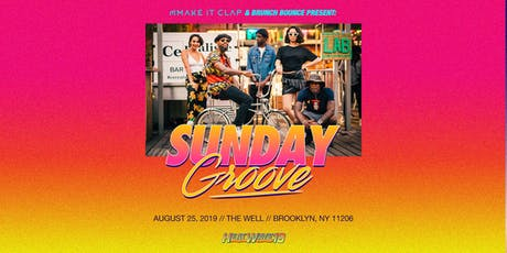 Sunday Groove tickets