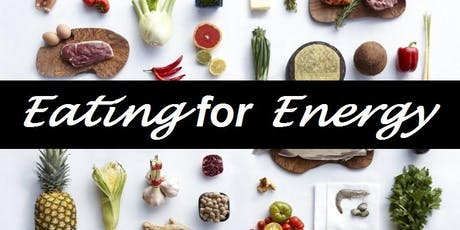 Eating for Energy tickets