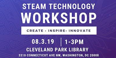 STEAM Technology Teen Workshop: Bring an iPhone