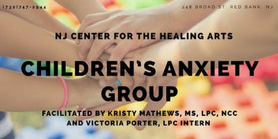 Children's Anxiety Group (PARENT INFO SESSION)