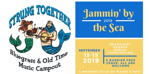 Strung Together: Bluegrass and Old Time Music Jam Campout