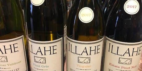 Illahe Vineyards Wine Dinner tickets