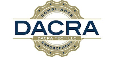 DACRA Super User Administrative Utility Management Instruction