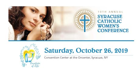 Syracuse Catholic Women's Conference 2019 tickets