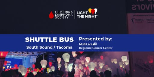 South Sound / Tacoma Shuttle Bus | Light The Night 2019