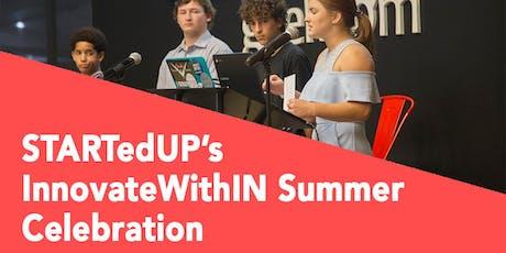 STARTedUP's Summer Celebration tickets