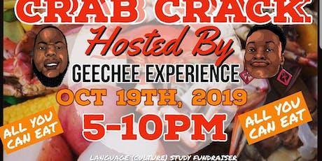 Crab Crack Geechee Experience tickets