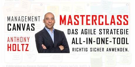 Das agile Strategie All-In-One-Tool richtig sicher anwenden [Masterclass]. Tickets
