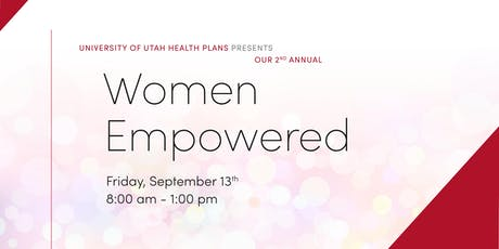 Second Annual Women Empowered Conference tickets