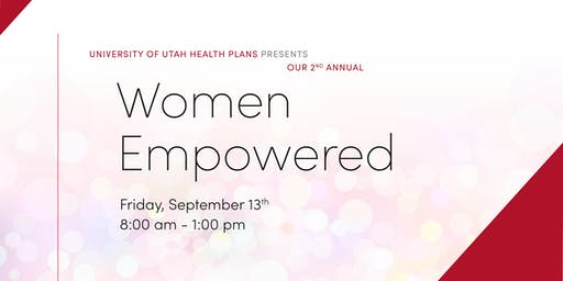 Second Annual Women Empowered Conference