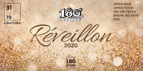 Réveillon 2020 - Ubatuba 180° ingressos