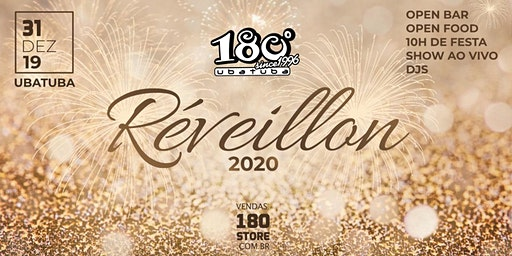 Réveillon 2020 - Ubatuba 180°
