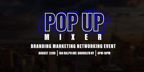 Coachcon Pop-Up mixer 2019 tickets