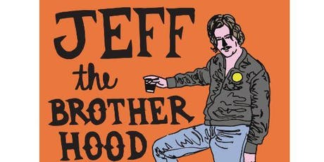 JEFF THE BROTHERHOOD • The Berries at Club Dada tickets