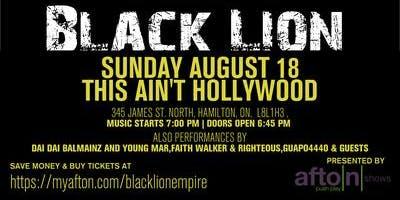 Black Lion Summer Jam
