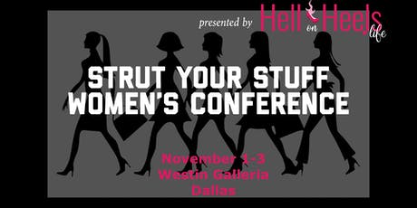 Strut Your Stuff Women's Conference tickets