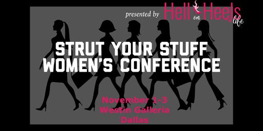 Strut Your Stuff Women's Conference