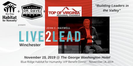 Live2Lead: Winchester 2019 tickets