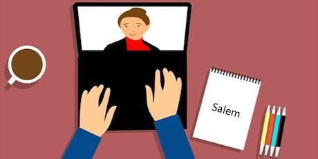 ASL Video Conference-A New Generation of Slang - October 5th -Salem tickets