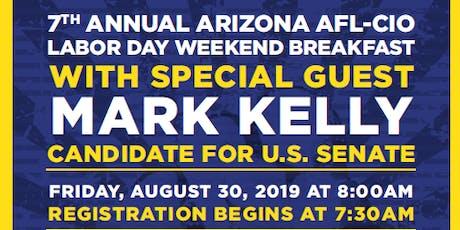 Arizona AFL-CIO Labor Day Breakfast tickets
