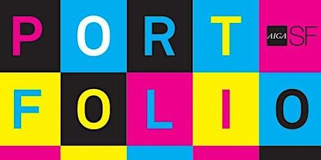 AIGA SF Presents: Portfolio Day 2020 Session 1 tickets