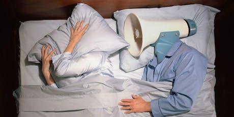 """Dental Management of Obstructive Sleep Apnea and Snoring"" (VIRTUAL TICKET) tickets"