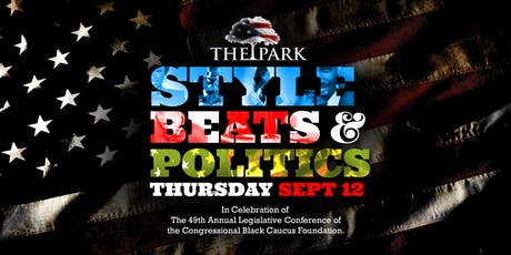 The Park at 14th Style, Beats, & Politics CBC Thursday! tickets