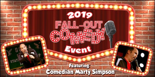 2019 Fall-Out Comedy Event
