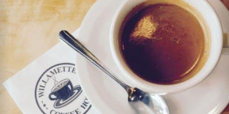 Clackamas, OR - Daytime MOB Meetup WILLAMETTE COFFEE tickets