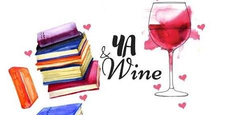 YA & Wine | Local Author Mingle tickets