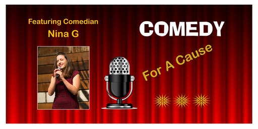 Comedy for a Cause ~ Benefiting Compass High School Scholarship Program