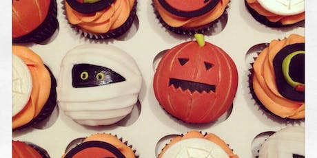 Halloween Fondant cakes (Adults) tickets