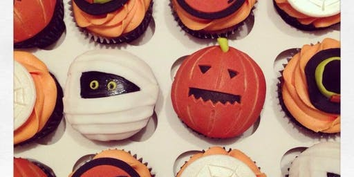 Halloween Fondant cakes (Adults)