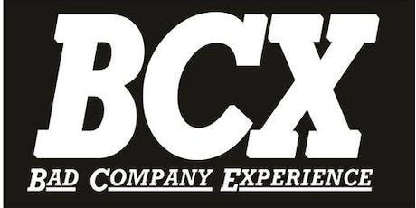 Bad Company Experience tickets