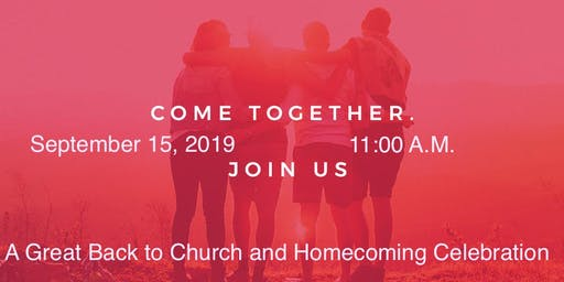 Higher Calling Ministries Homecoming